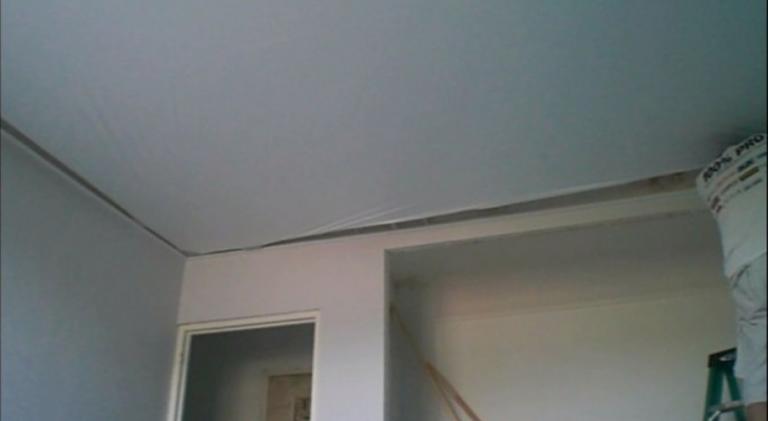 toile tendue plafond-tendu-bretagne acoustique thermique devis plafond tendu