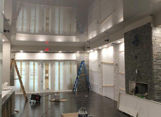 Plafonds Tendus Nantes Mat plafond-tendu-bretagne.com toile tendue