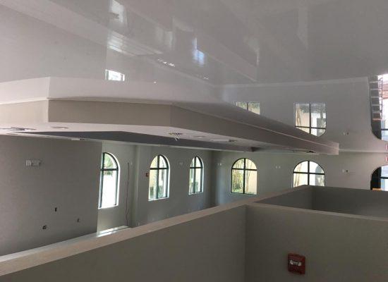 Plafonds Tendus morbihan reparation dégât des eaux plafond-tendu-bretagne.com toile tendue