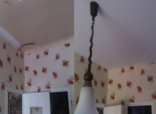 lorient-plafond-tendu-bretagne-avant-apres, decoration renovation peinture toile tendue
