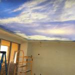 plafond tendu morbihan renovation salon cuisine chambre laqué mat
